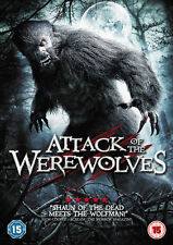 ATTACK OF THE WEREWOLVES - With 3D Cover -
