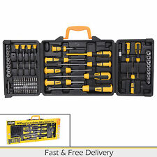 Screwdriver Bit Socket Set Rolson 60pc Standard Precision DIY Repair Tool Kit