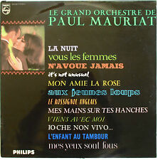 "PAUL MAURIAT - LP ""LE GRAND ORCHESTRE DE PAUL MAURIAT"""