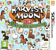 HARVEST MOON A NEW BEGINNING NUEVO PRECINTADO 3DS N3DS