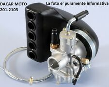 201.2103 CARBURATORE POLINI CP D.21 PRIM.ET3 C.FILTRO VESPA 50 XL