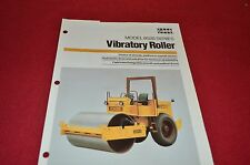 Case Tractor 602B Series Vibratory Roller Dealers Brochure DCPA4