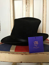 Iconic black Philip Treacy hat - new with tags