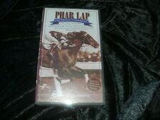 PHAR LAP THE PEOPLES CHAMPION VHS VIDEO PAL~ A RARE FIND