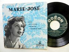 MARIE JOSE gitano 4 SONG EP Odeon Records FRENCH