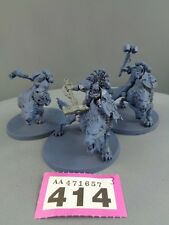 Warhammer Space Marines Thunderwolf Cavalry 414