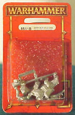 Warhammer Dark Elf Cold One Knights Standard (8511B)--Factory Sealed Pack