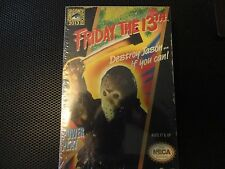NECA  FRIDAY THE 13TH Jason Vorhees SDCC 2013 MIB In Shrink Wrap!