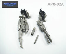 ALIEN ATTACK APX02A Mega Unpainted Right Arm for ROTF Leader Class Megatron!