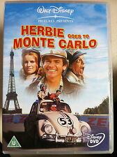 HERBIE GOES TO MONTE CARLO Walt Disney Classic | UK DVD