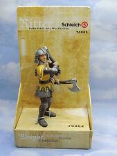 Schleich 70062 Figurine Chevalier Jaune Fantassin Hache D'arme /Knight /Ritter