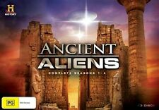 Ancient Aliens : Season 1-4 : NEW DVD