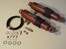 NEW OLD STOCK DELCO COMPLETE AIR SHOCKS SYSTEM 1955-1967 VW BUS TRUCK AND KOMBI