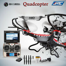 JJRC H8D 6-Axis Gyro 5.8G FPV RC Quadcopter Drone HD 2.0MP Camera+Big Package US