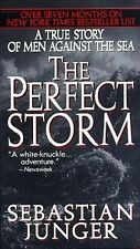 The Perfect Storm: A True Story of Men Against the Sea by Sebastian Jünger - New