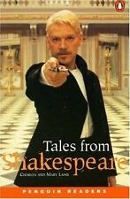 Tales from Shakespeare (Penguin Readers, Level 3)