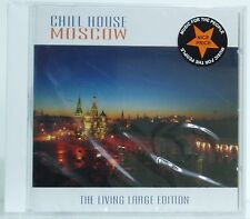 CD Chill House Moscow The Living Large Edition V/A  Audio Lotion 06 neu & ovp