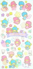 SANRIO LITTLE TWIN STARS WATER TRANSFER TEMPORARY TATTOOS FOR KIDS/KIDS GIFT #A