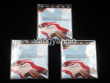 3 Sets of New Nickelplated Steel Electric Guitar Strings 1st-6th Steel Strings