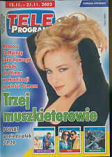 TELE PROGRAM 2002/46 (15/11/2002) REBECCA DE MORNAY