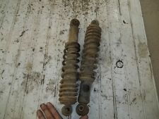 1998 HONDA FOURTRAX 300 4WD FRONT SHOCKS LEFT RIGHT SHOCK
