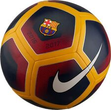 Nike FC Barcelona Spe.Edt SPP 2016 - 2017 Soccer Ball Red / Navy / Gold Size 5