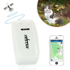 Mini GPS Tracker with Pet Collar for Small Pet Dog Cat GPS Tracker Locator