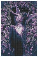Rose Fairy 2 - 14 Count Cross Stitch Kit