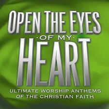 Open the Eyes of My Heart [Sony] by Various Artists (CD, Oct-2005, 2 Discs,...