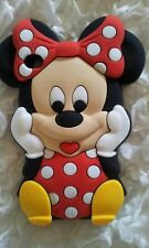 Silicone Cover per cellulari MINNIE2 RED para IPOD TOUCH 5