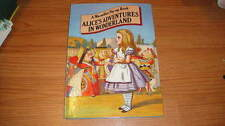 RARE ALICE'S ADVENTURES IN WONDERLAND MACMILLAN POP-UP BOOK
