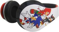 Sonic The Hedgehog: Official Sega Character Art Folding Headphones - New In Box