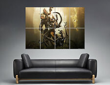 ALIEN VS PREDATOR  Wall Poster Grand format A0  Print