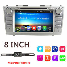Car DVD GPS Navi Android 4.4.4 Wifi 3G OBD2 Stereo For Toyota Camry 2007-2011