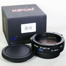 Kipon Baveyes Auto Focus 0.7x Reducer Adapter Canon EOS EF to Micro 4/3 MFT OM-D