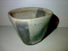 Übertopf ?? Chawan ?? Ika Schilbock Freiburg Studio Pottery Keramik H: 9,7 cm **