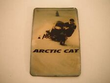 Vintage NOS Arctic Cat EXT Snowmobile Magnet