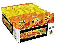 30 X Flamin Hot Mix Cheetos, Chester's, Funyuns  Individual bags Chips