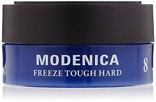 Nakano Styling Wax MODENICA 8 FREEZE TOUGH HARD 60g Made in JAPAN