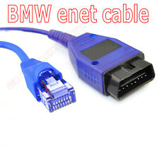 BMW ENET Interface Cable E-SYS ICOM Coding F-Series OBD2 Diagnostic Cable