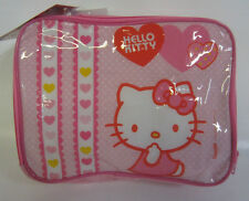 123002- Hello Kitty Lunch Bag With Sports Bottle And Snack Container!
