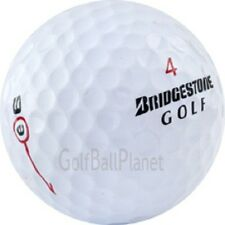 50 Near Mint Bridgestone E6 2012 Dual Dimple  AAAA Used Golf Balls + Tees