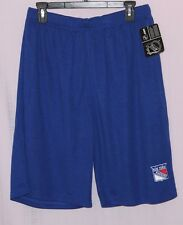 Majestic New York Rangers Primary Logo Shorts XL