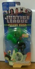 Justice League Mission Vision Green Lantern new on orig. card MINT DC Comics