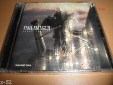 FINAL FANTASY VII 7 ADVENT CHILDREN soundtrack SCORE CD square enix OST 26 track