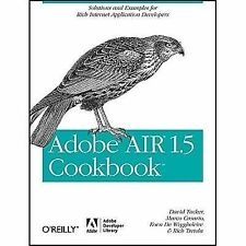 Adobe AIR 1.5 Cookbook: Solutions and Examples for Rich Internet Appli-ExLibrary