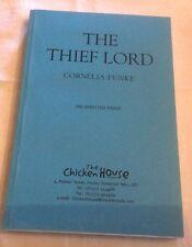 Cornelia Funke The Thief Lord  ** RARE SIGNED PROOF COPY **