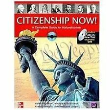 Citizenship Now: A Guide to Naturalization - Student Book with Pass the Intervie
