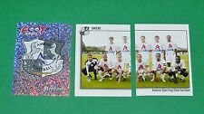 PANINI FOOTBALL FOOT 2004 AMIENS SC LICORNE COMPLET FRANCE 2003-2004