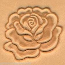 Craftool 3-D Leather Stamp Rose  (88493-00)